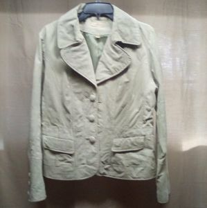 Wilson Leathers Genuine Suede Leather jacket